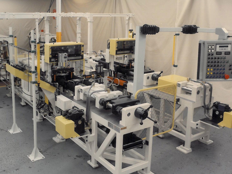 Push Pull Tube Production Line