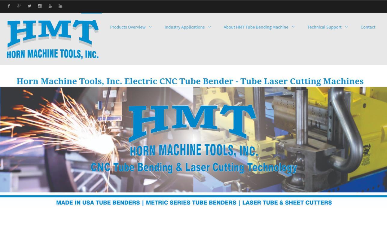 Horn Machine Tools, Inc.