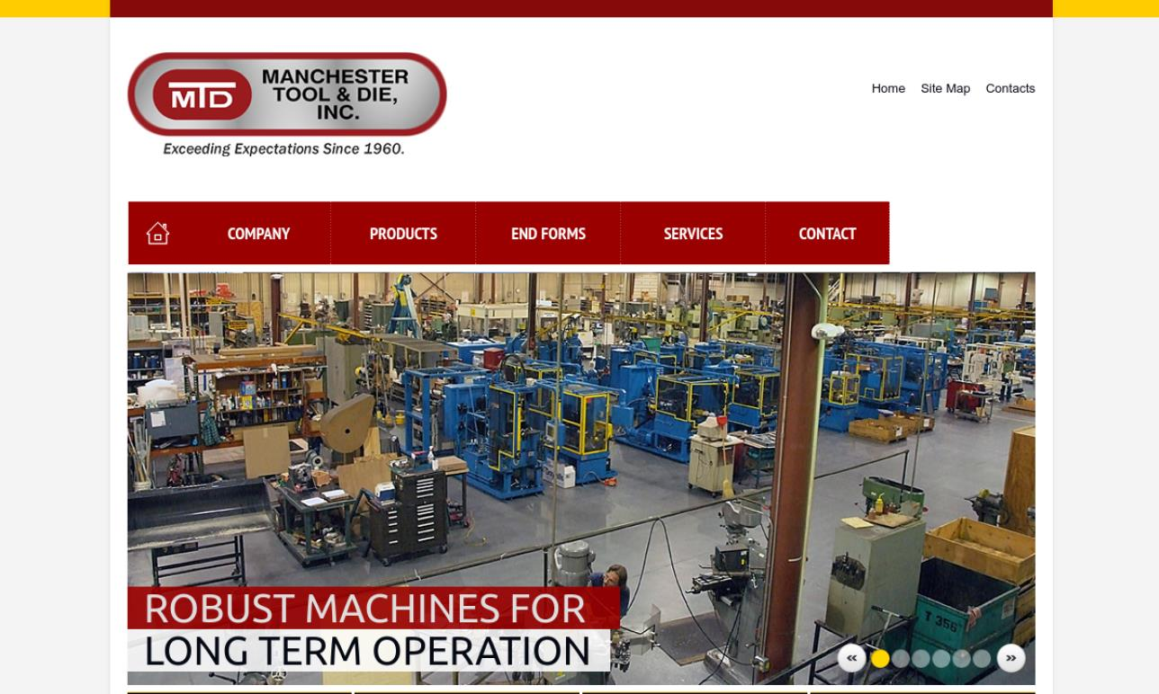 Manchester Tool & Die, Inc.