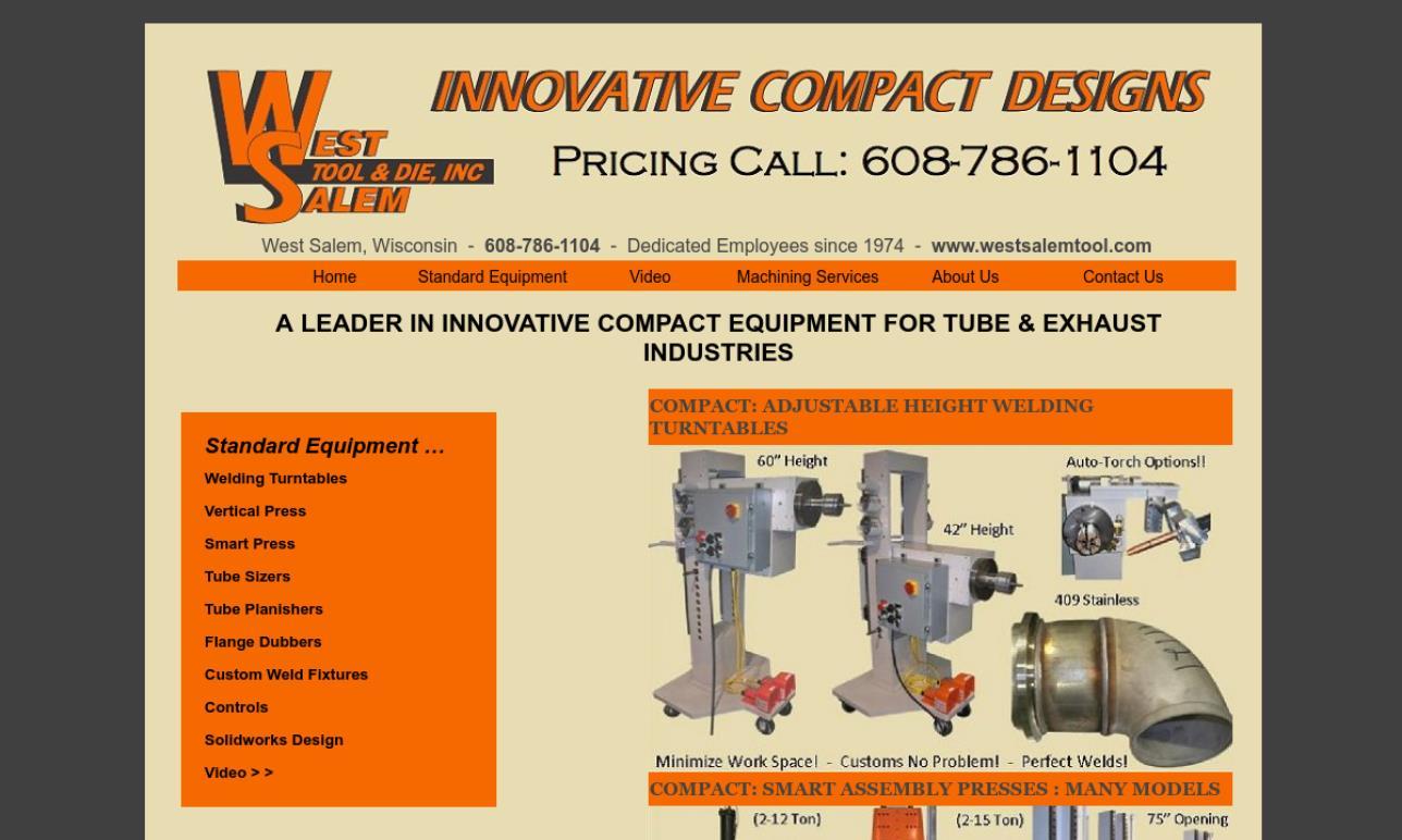 West Salem Tool & Die, Inc.