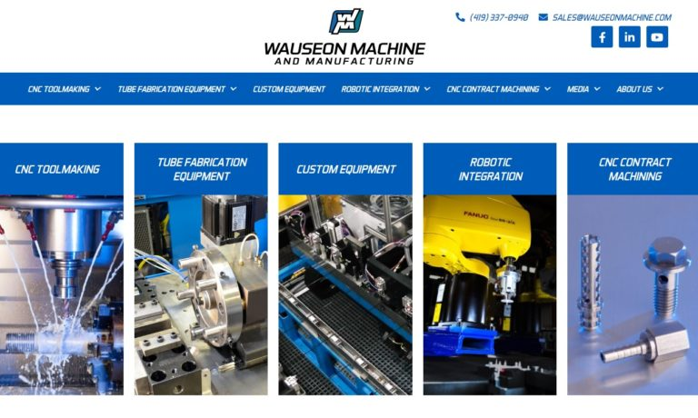 Wauseon Machine & Manufacturing, Inc.