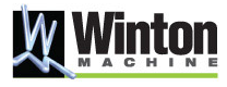 Winton Machine Company Logo